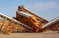 时产250-300吨碎石生产线