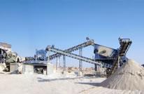 时产80-100吨碎石生产线