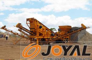 时产150-160吨碎石生产线