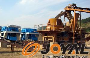时产400-500吨碎石生产线