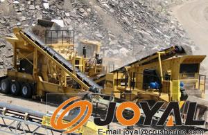 时产600-700吨碎石生产线